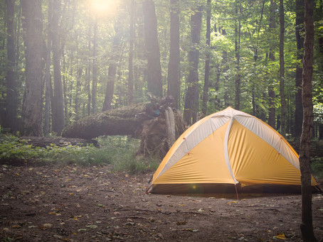 The Pleasures (and Perils) of Hiking and Camping