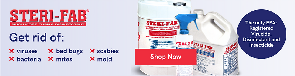 Get Rid of Scabies Sterifab
