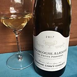 Domaine Chevy-Chouet, Bourgogne Aligoté (2017)