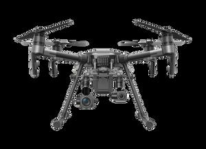 DJI Matrice 210 Drone, LiDAR technology