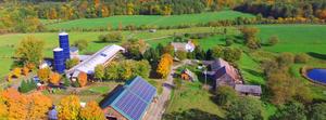 The Larson Farm, South St Wells, Vermont