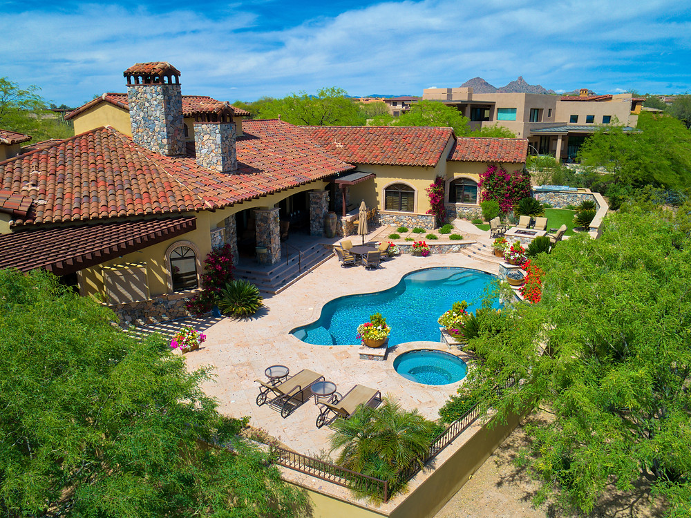 DC Ranch Real Estate Drone Photography Extreme Aerial Productions