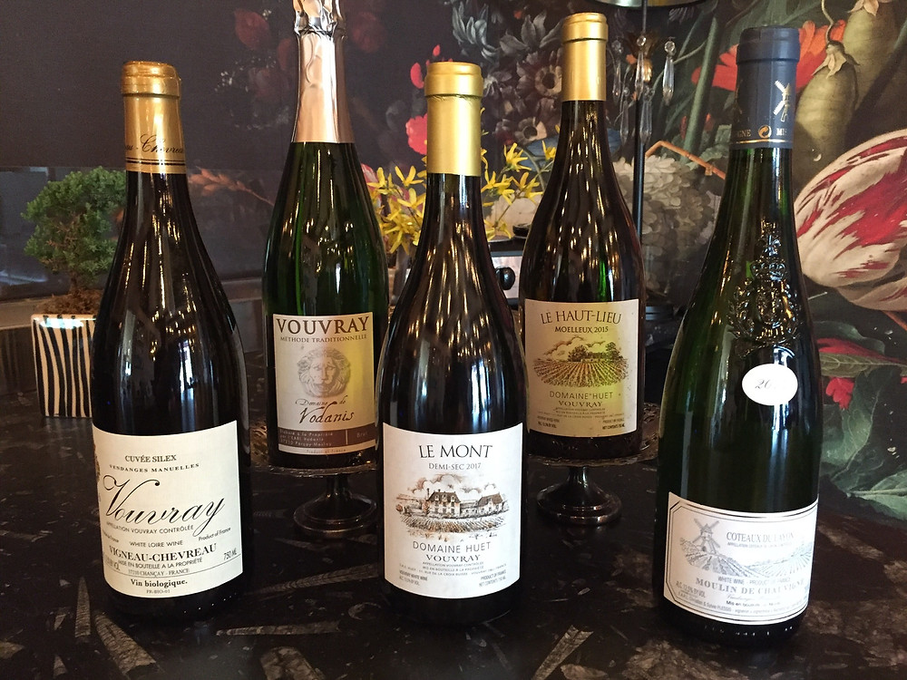 French wines served at Remedy Wine Bar