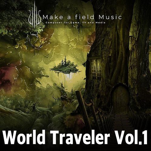 World TravelerVol.1 〜RPGの街・村に最適なBGM素材集〜