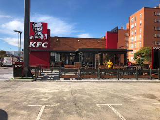 OBRA TERMINADA PARA KFC EN GIJÓN