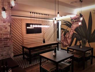 Ya está lista la primera hamburguesería Bacoa en la ciudad de Lleida del grupo Am Rest