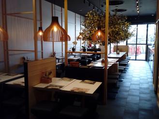 Restaurante UDON del C.C. Nassica de Getafe