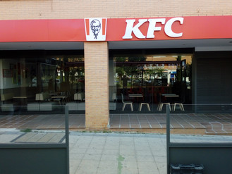 Nuevo KFC en Sanchinarro