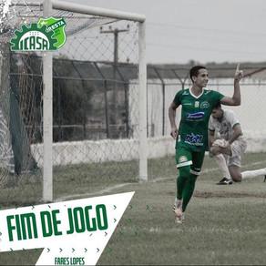 Icasa goleia Floresta e assume liderança da Copa Fares Lopes