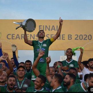 Campeão Cearense Serie B - 2020