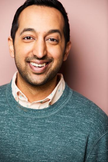 Kunar Dudheker, Kunar Dudheker Headshot, Cathryn Farnsworth Headshots, LA Headshots, Best Headshots LA