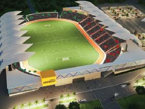 Após anúncio de rebaixamento do campo, Governo faz modificação no projeto da Arena Romeirão