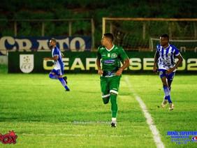 Icasa empata com Crato em partida atrasada do Campeonato Cearense