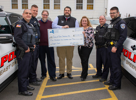 Town of East Greenbush Police Dept Awarded Lexipol Grant
