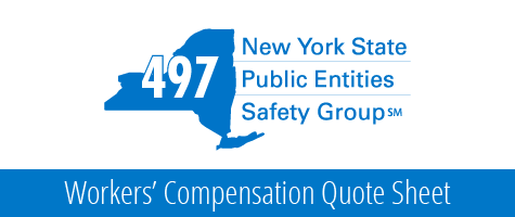 NYS Safety Group 497 Quote Sheet Download