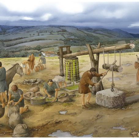 Arqueologia e o mundo rural na Itália antiga