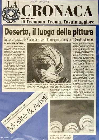 La Cronaca anno 2002