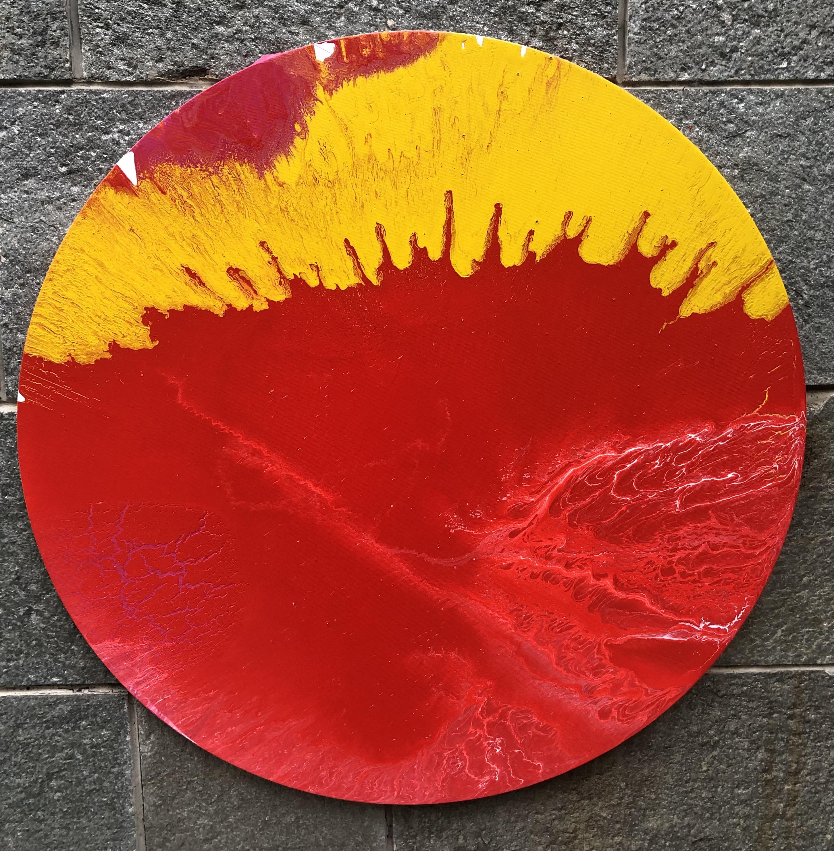 RED ZONE DIAM.80 CM