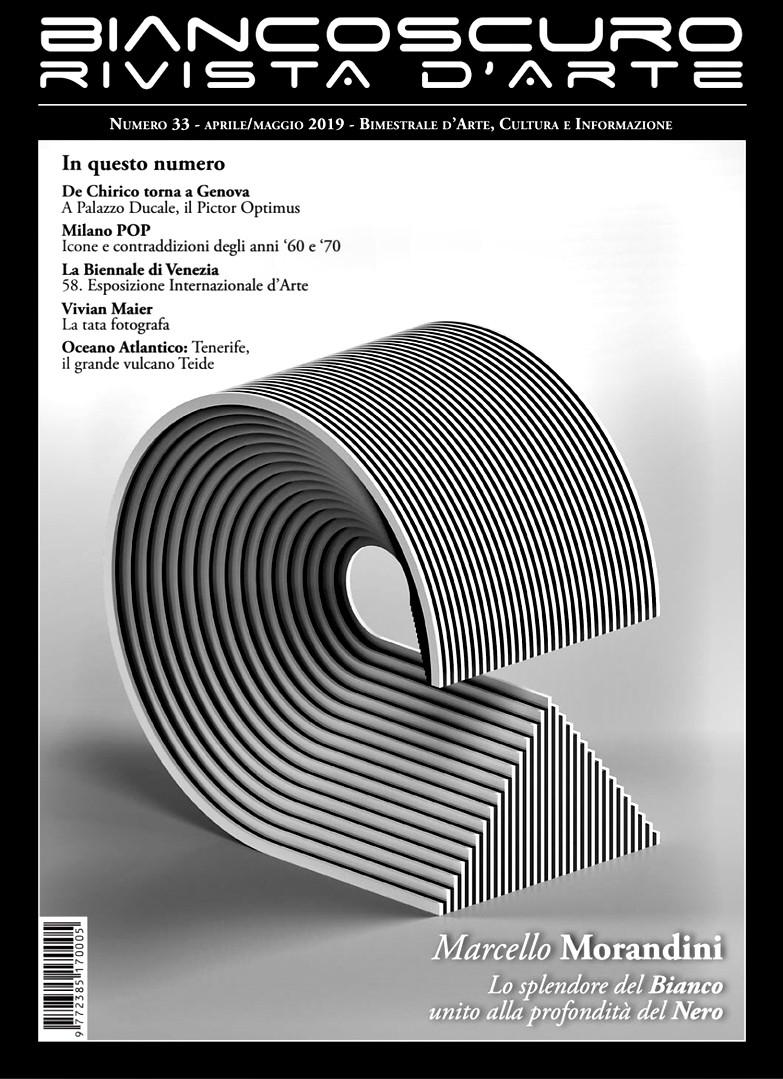 BIANCOSCURO Rivista d'Arte Aprile/Maggio