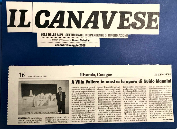 IL CANAVESE 2008