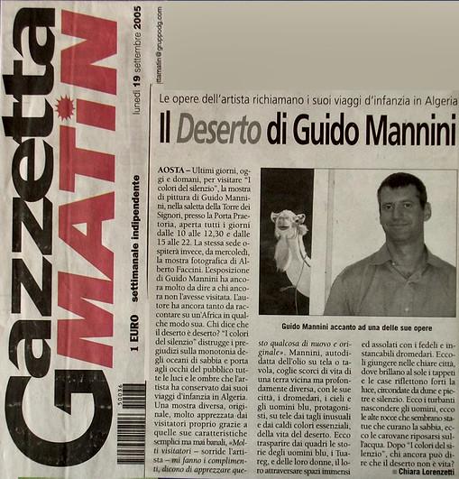 Gazzetta Matin 2005
