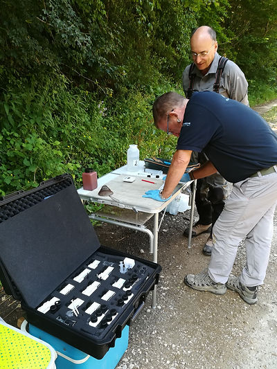 eau pollution samu environnement mallette analyse