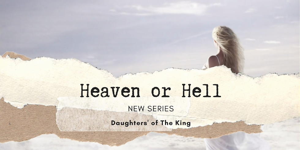 Heaven or Hell? Heaven: The Temple of God