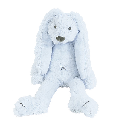 Tiny Blue Rabbit Richie
