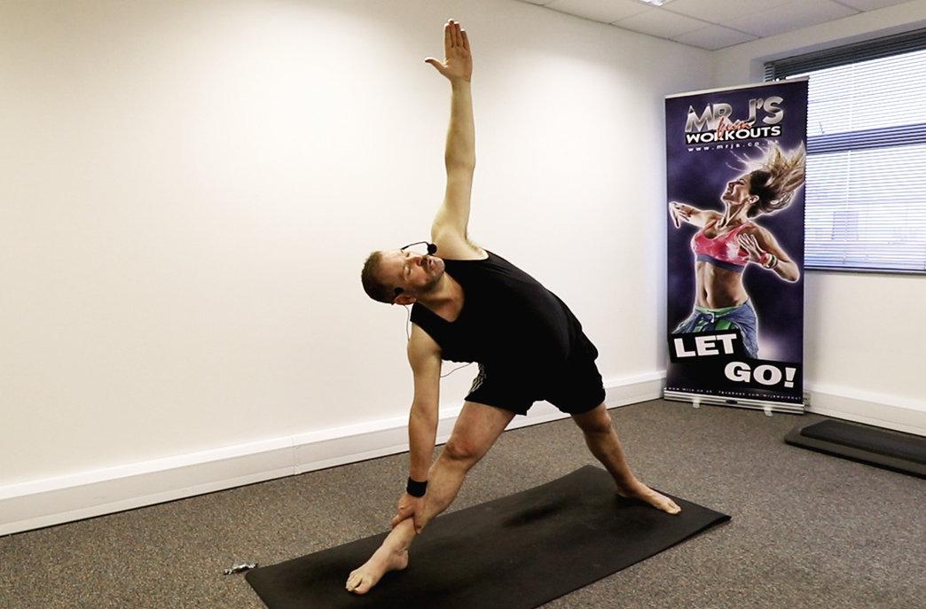Fitness Flow Yoga® ONLINE