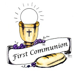 Congratulations - First Holy Communion