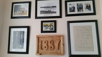 Old photographs - new display area