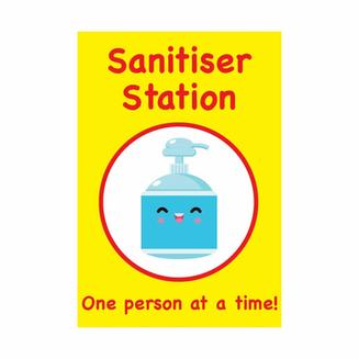 Sanitiser - Update