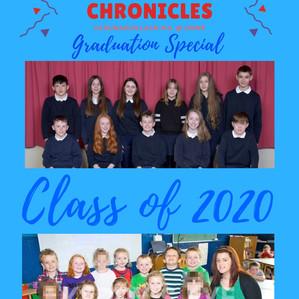 Glounaguillagh N.S. @ Home, Graduation Special