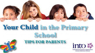 First Day at School - Tips for Parents