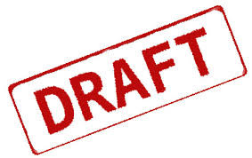 Draft Admission Policy