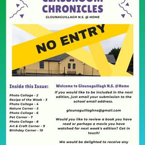 Glounaguillagh N.S. @ Home, Issue 6
