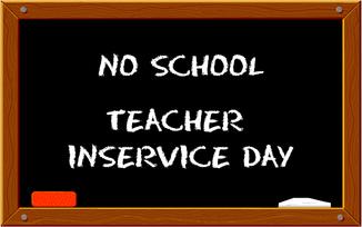 School Closure -> In-service Day