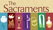 Updated Dates for the Sacraments