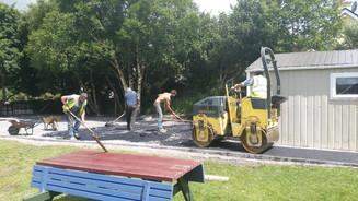 Playground works (2)