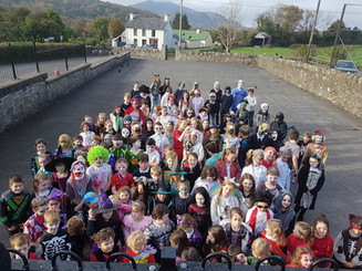 Halloween Costume Day in aid of Sudan Appeal