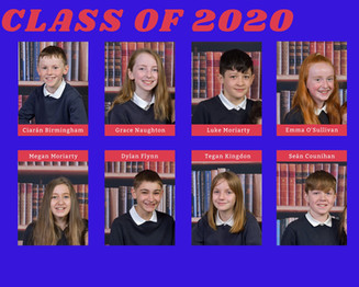 6th Class - End of Year Graduation