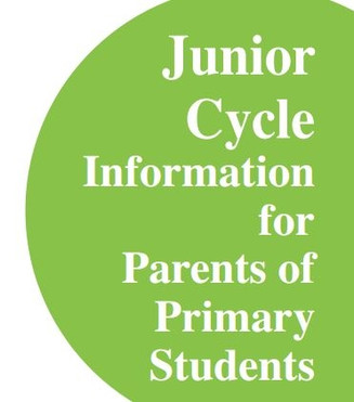Junior Cycle - Information for Parents