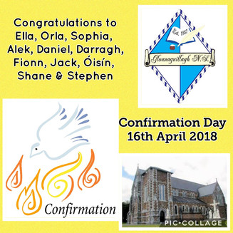 Congratulations - Confirmation