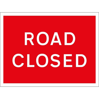 Road Closure - Mon 17th - Wed 26th Sept.