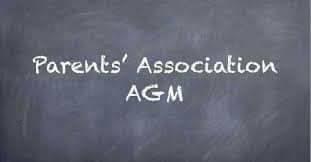 Parents Association AGM