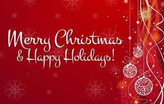 Christmas Mass - Friday 22nd Dec.