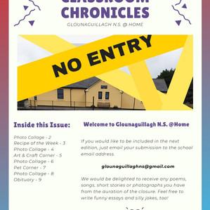 Glounaguillagh N.S. @ Home, Issue 3