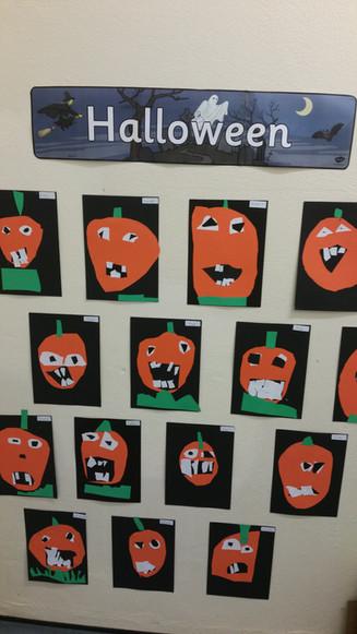 Halloween - Silly Pumpkins