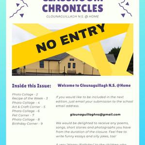 Glounaguillagh N.S. @ Home, Issue 2