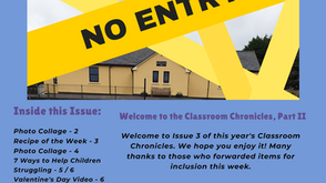 Classroom Chronicles, Take II - Issue 3